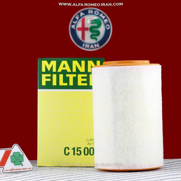 فیلتر هوای موتور MANN آلفارومئو جولیتا